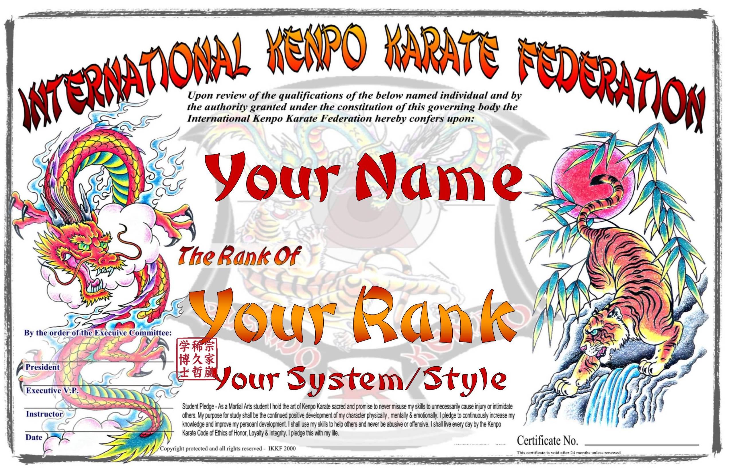 Kenpo Karate | Best Kenpo Karate Association